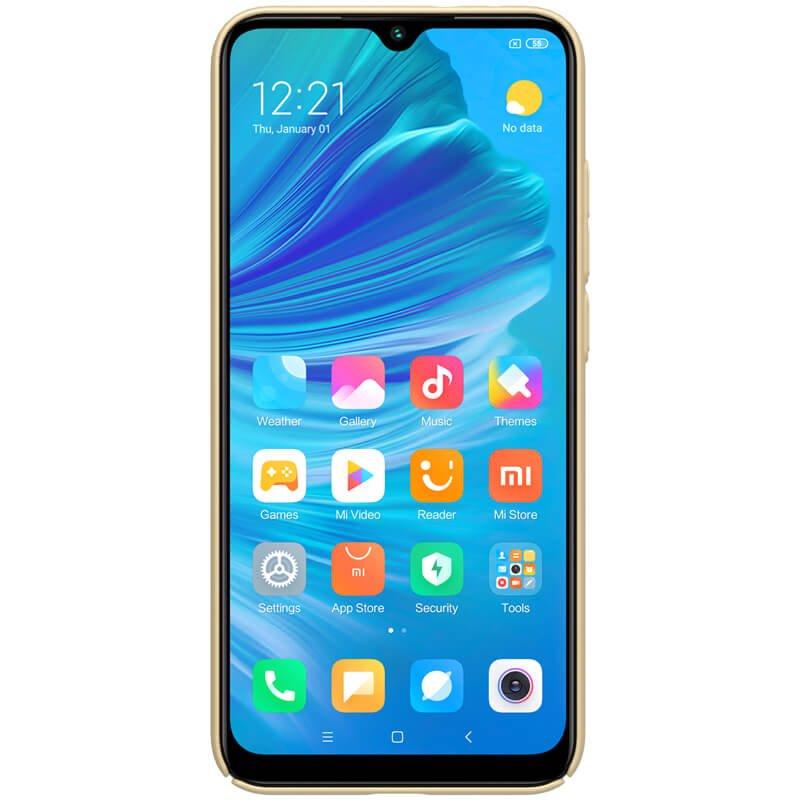 Nillkin Super Frosted zadní kryt pro Xiaomi A3, gold