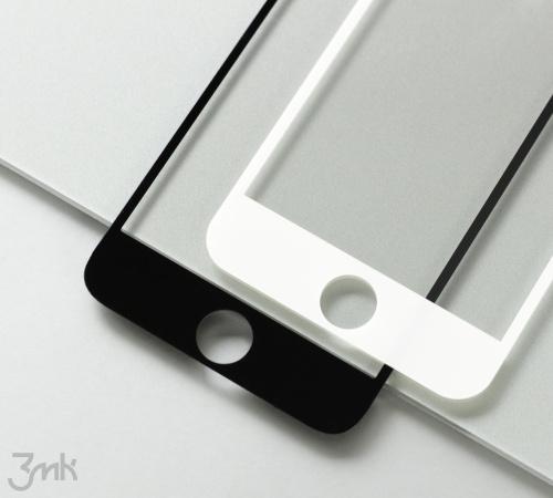 Tvrzené sklo 3mk HardGlass Max Lite pro Samsung Galaxy A7 2018, black