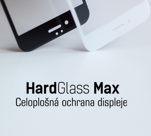 Tvrzené sklo 3mk HardGlass MAX pro Samsung Galaxy S10e (SM-G970), black