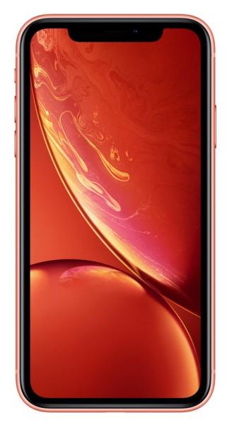 Apple iPhone XR 3GB/128 GB oranžová/růžová