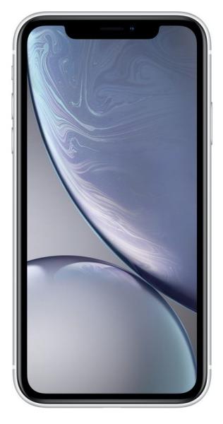 Apple iPhone XR 3GB/128GB bílá
