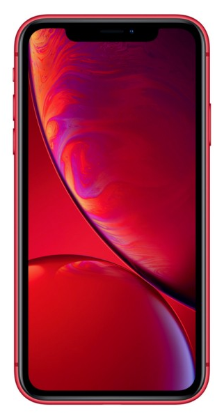 Apple iPhone XR 3GB/128GB červená