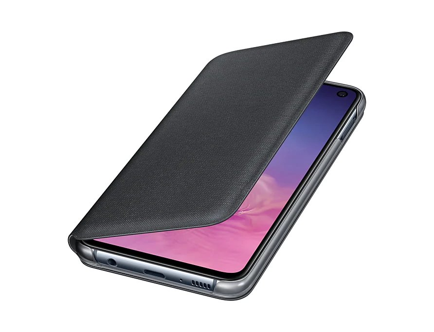 Samsung Flipcover LED View EF-NG970PBE pro Samsung Galaxy S10e black