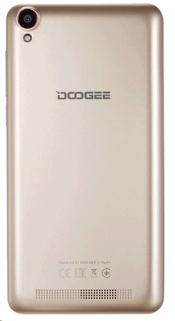 Doogee X100 1GB/8GB zlatá