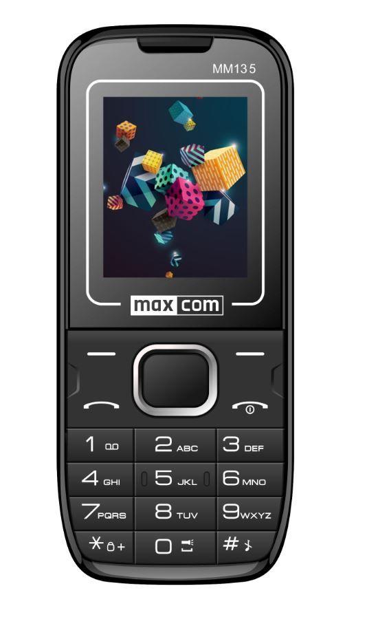 Maxcom MM134 černá