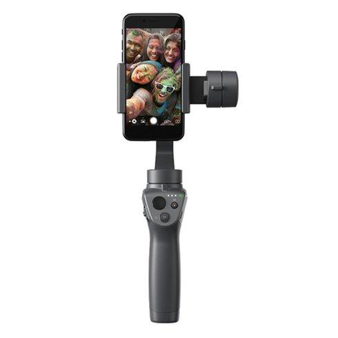 Ruční stabilizátor pro mobilní telefony DJI OSMO Mobile 2 černá