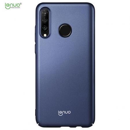 Zadní kryt Lenuo Leshield na Huawei P30 lite, blue