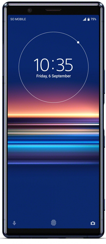 Sony Xperia 5 6GB/128GB modrá
