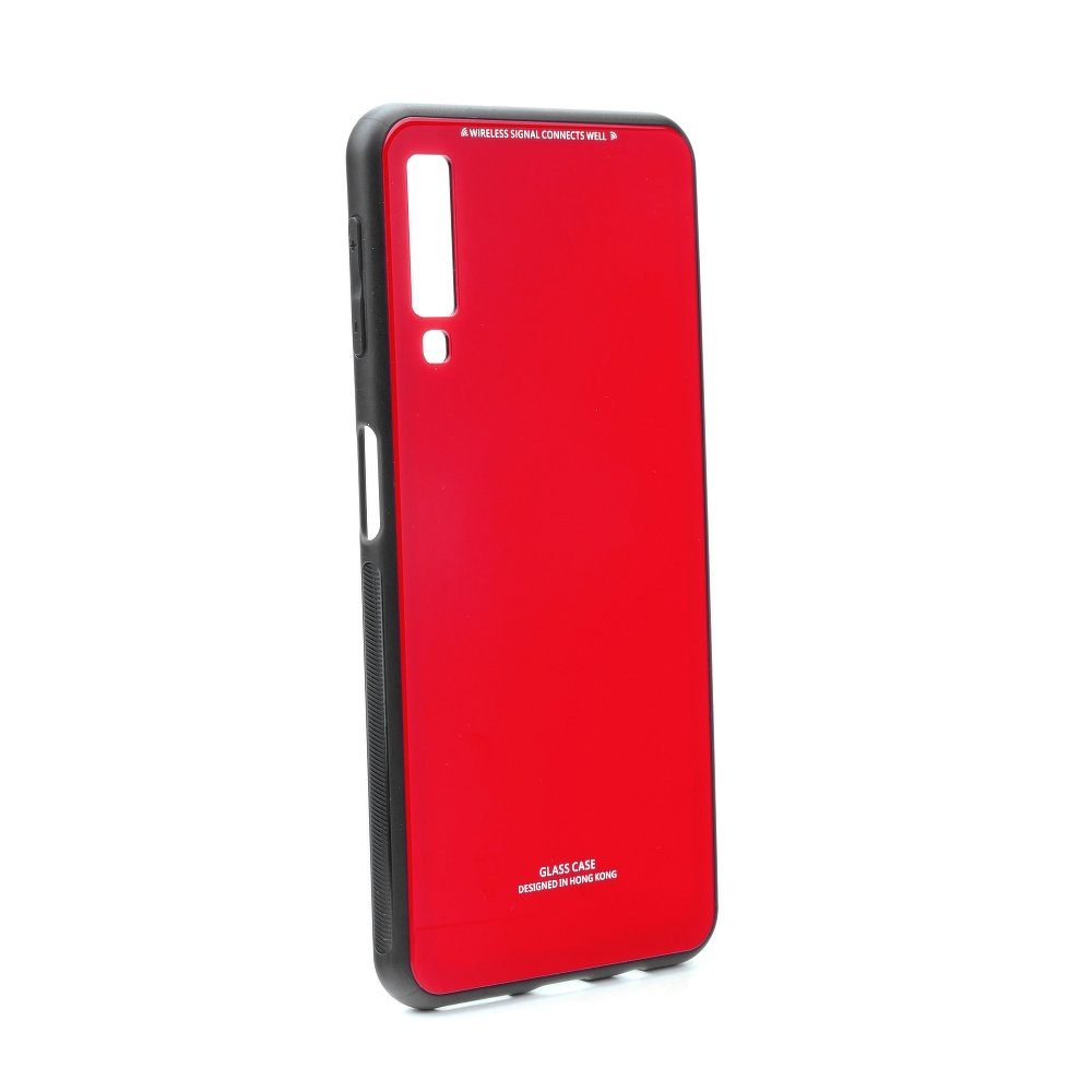Silikonové pouzdro Mercury iJelly Metal pro Apple iPhone X, červené