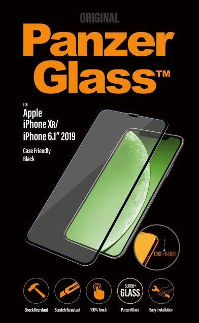 Ochranné sklo displeje PanzerGlass Edge to Edge pro Apple iPhone XR/iPhone 11, black