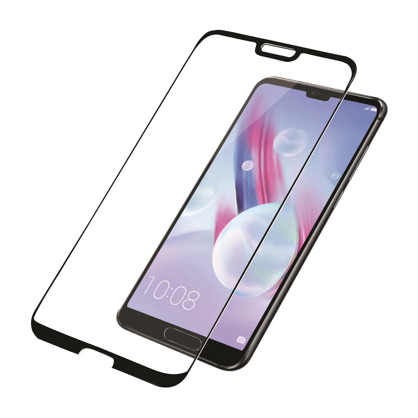 Ochranné sklo displeje PanzerGlass Edge to Edge pro Huawei P20, black