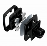 Magnetický držák do auta na tablet Swissten S-Grip M5-HK, černý