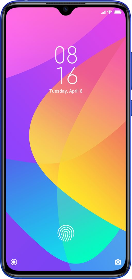 Xiaomi Mi 9 Lite 6GB/64GB modrá