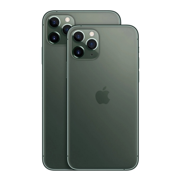 Apple iPhone 11 Pro Max 256 GB Midnight Green CZ