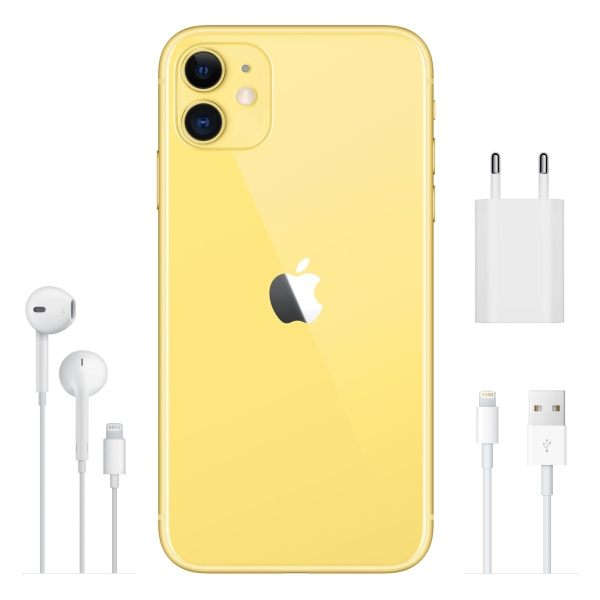 Apple iPhone 11 256 GB Yellow CZ