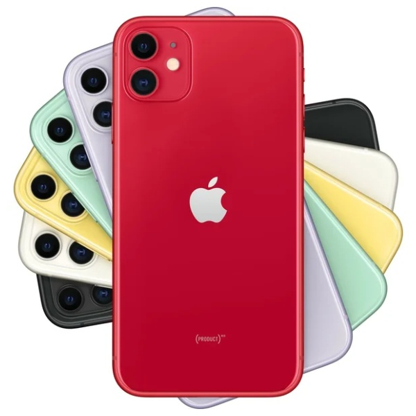 Apple iPhone 11 64 GB (PRODUCT) RED CZ