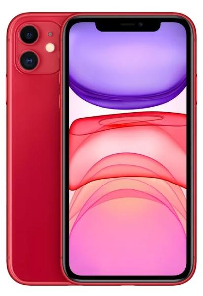 Apple iPhone 11 4GB/64GB Red