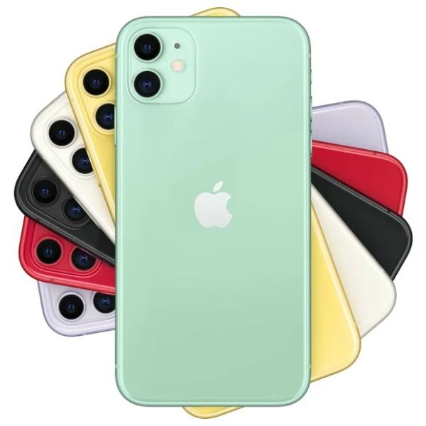 Apple iPhone 11 64 GB Green CZ
