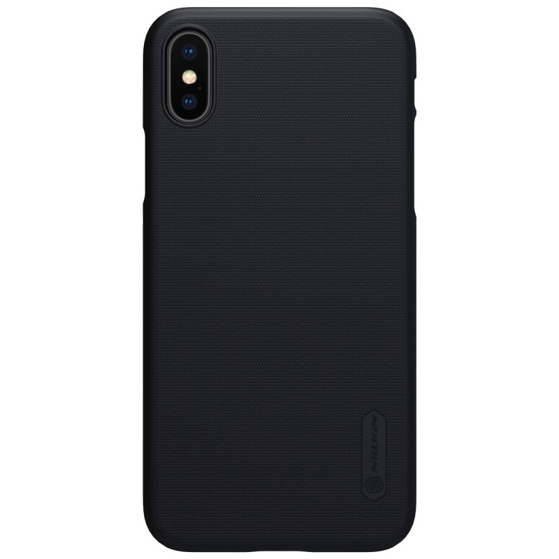 Nillkin Super Frosted Shield zadní kryt pro Apple iPhone X / XS, black