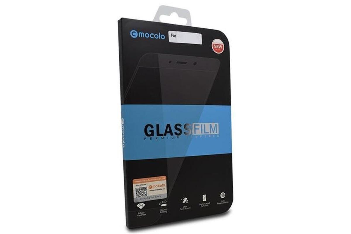 Tvrzené sklo Mocolo 5D pro Apple iPhone X/XS, clear