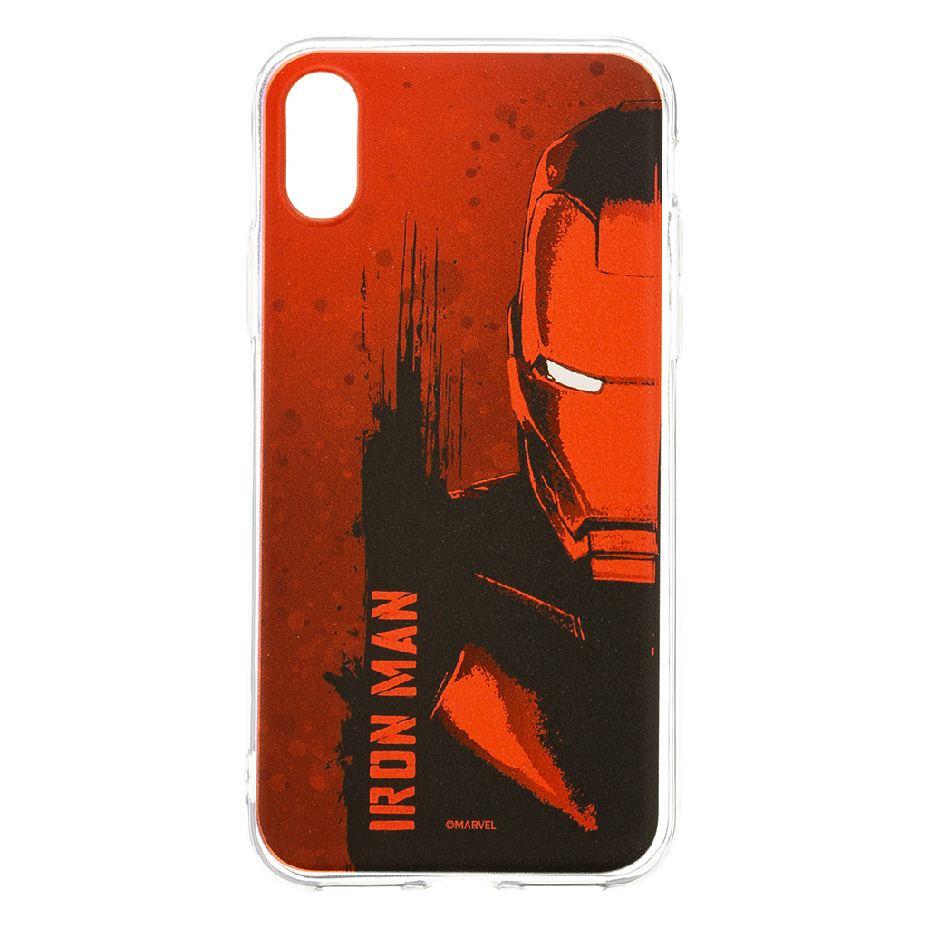 Zadní kryt Iron Man 004 pro Apple iPhone XR, red