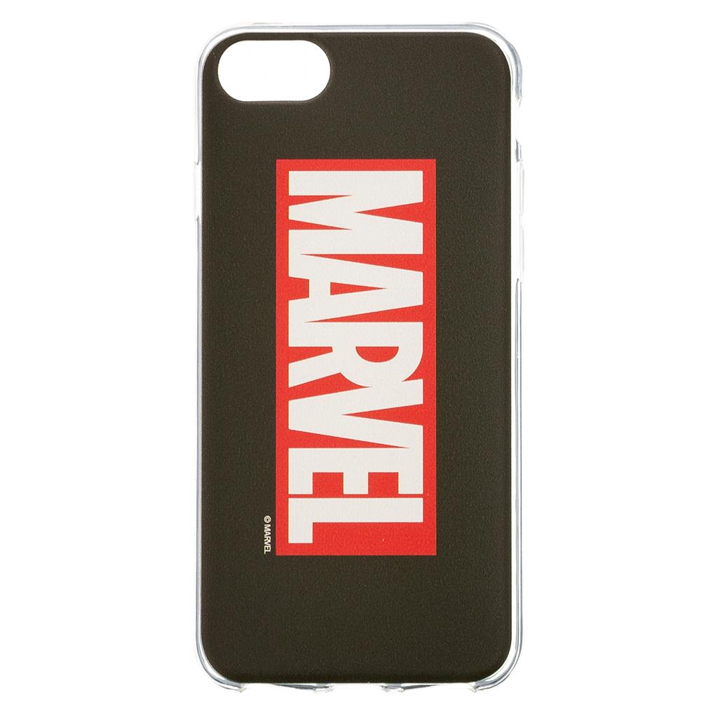Zadní kryt Marvel 001 pro Apple iPhone XR, black