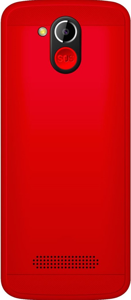 Evolveo EasyPhone AD červená