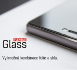 Tvrzené sklo 3mk FlexibleGlass pro Apple iPhone 11