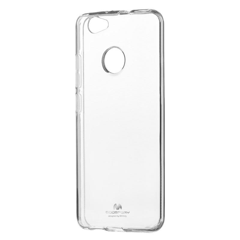 Silikonové pouzdro Goospery pro Xiaomi Redmi 5, bílá