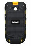 Evolveo StrongPhone F5 černá/žlutá