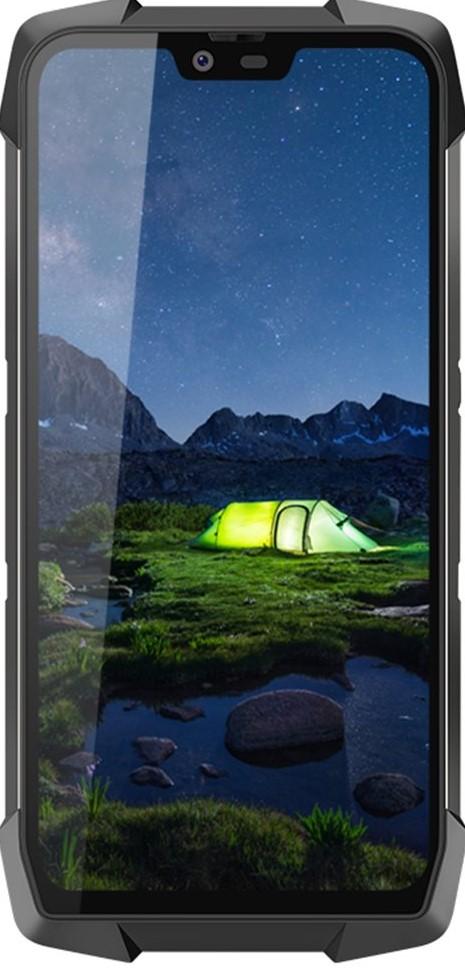 iGET Blackview GBV9700 Pro 6GB/128GB černá
