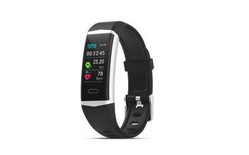 Fitness náramek EVOLVEO FitBand B5, černá