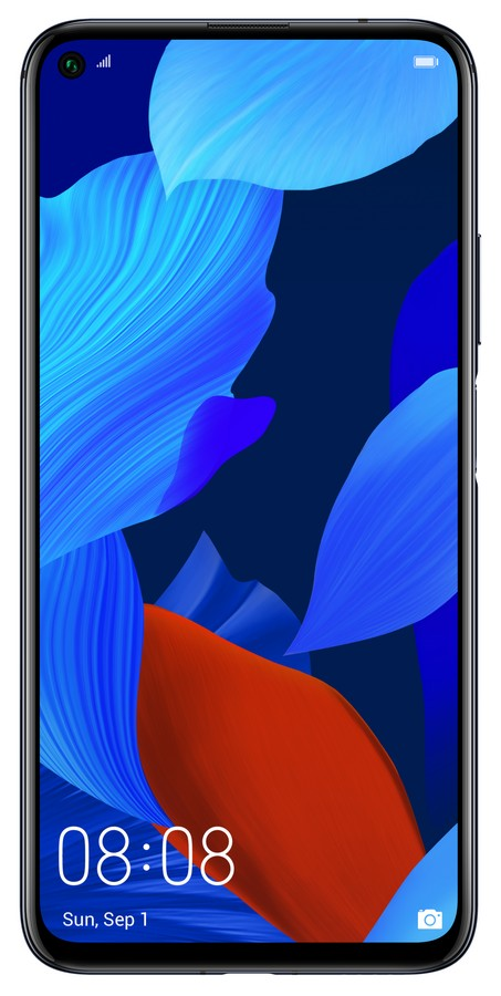 Huawei Nova 5T 6GB/128GB černá