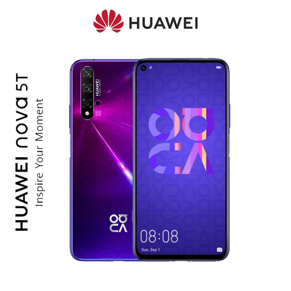 Huawei Nova 5T Dual Sim, Midsummer Purple