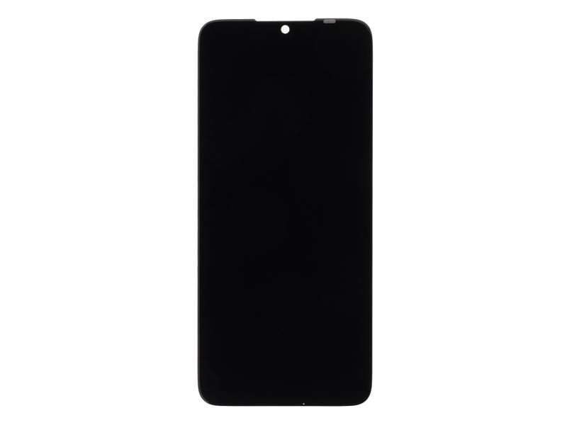LCD + dotyk pro Samsung Galaxy J4 2018, black (Service Pack)