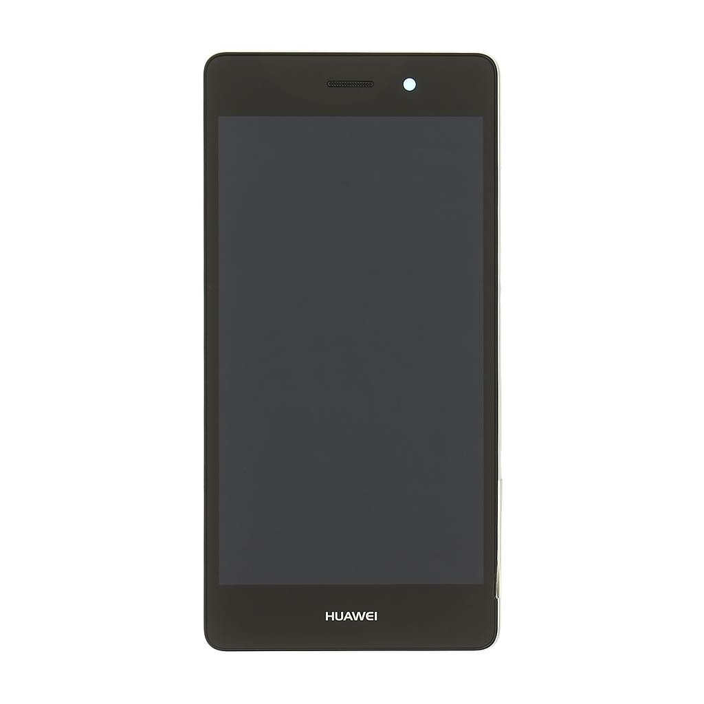 LCD + dotyk + přední kryt pro Huawei P Smart Z, black (Service Pack)