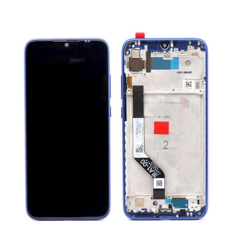 LCD + dotyk + rámeček pro Xiaomi Redmi 7, black OEM