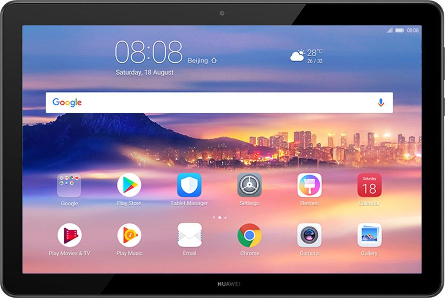 """Huawei MediaPad T5 10"""" 4GB/64GB Wifi černá"""