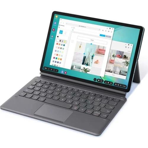 Samsung Ochranný kryt s klávesnicí pro Galaxy Tab S6 šedá