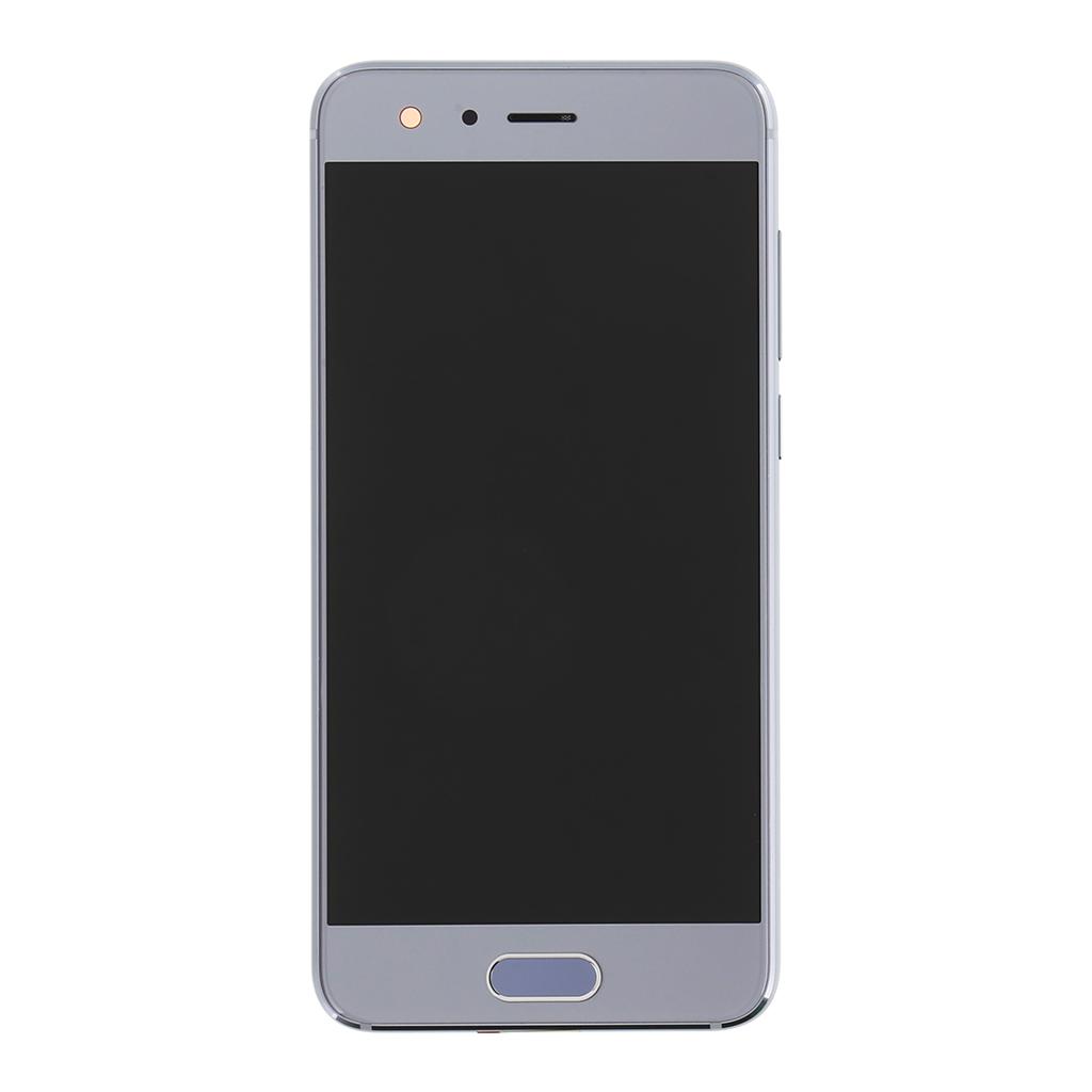 LCD + dotyk + rámeček pro Honor 9, silver OEM