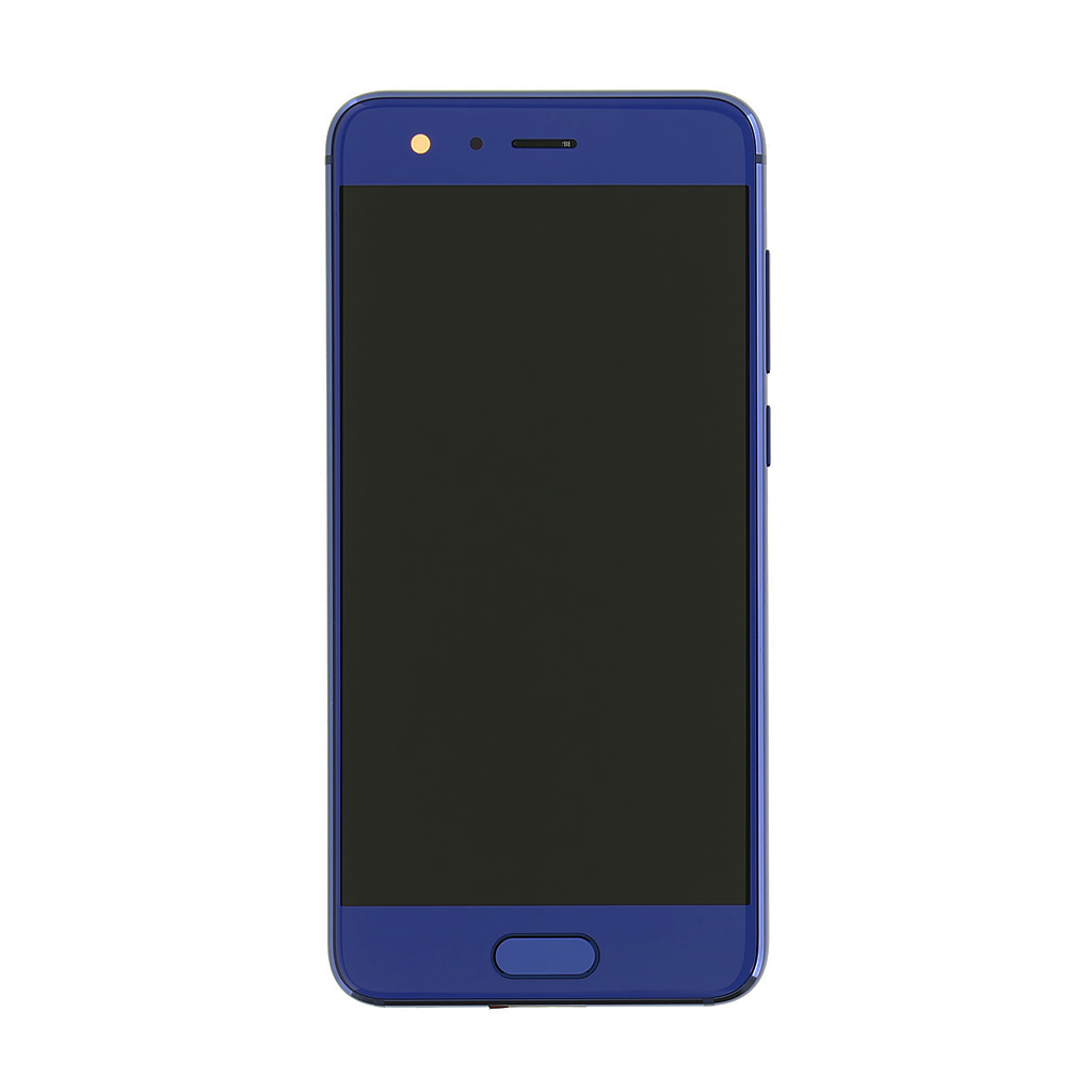 LCD + dotyk + rámeček pro Honor 9, blue OEM