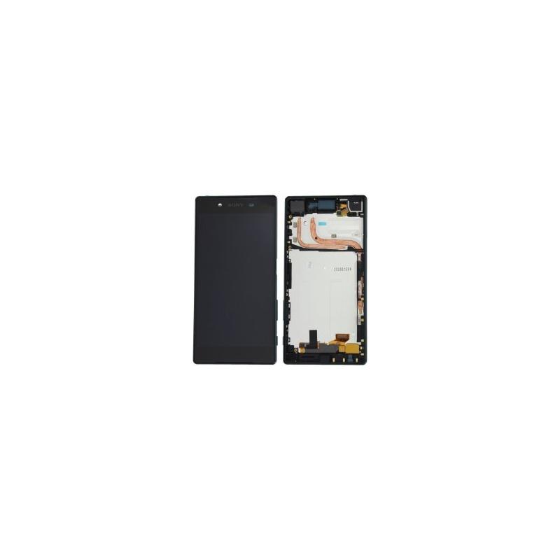 LCD + dotyk + rámeček pro Sony Xperia Z5, black OEM