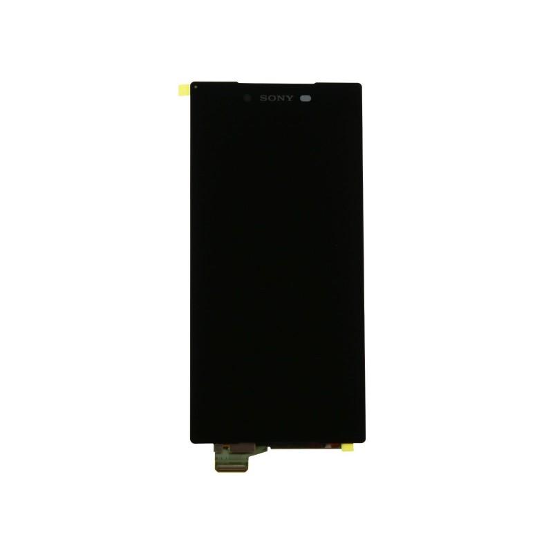 LCD + dotyk + rámeček pro Sony Xperia Z5 Premium, black OEM