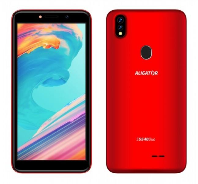 Aligator S5540 2GB/32GB červená