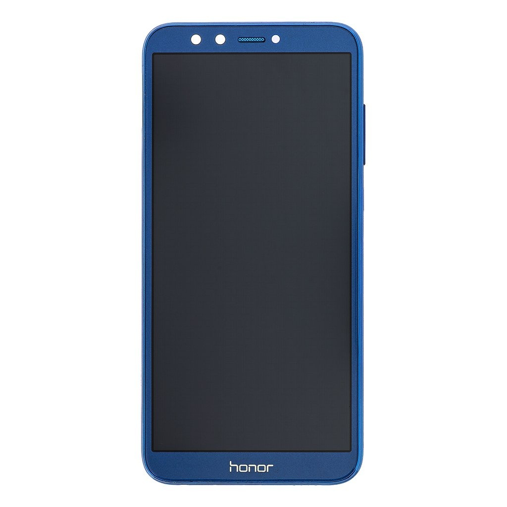 LCD + dotyk + přední kryt pro Honor 20 Pro, blue