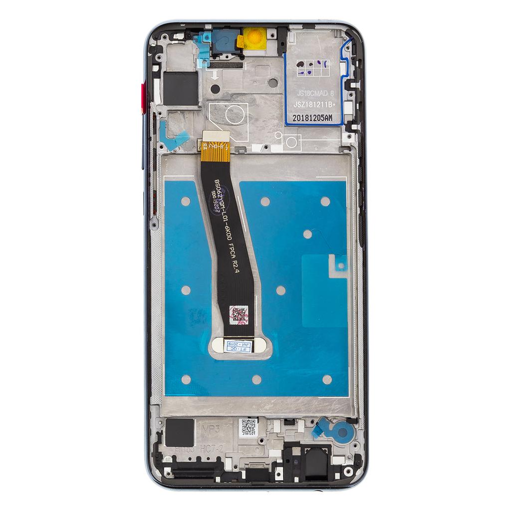 LCD + dotyk + přední kryt pro Honor 20 Lite, black