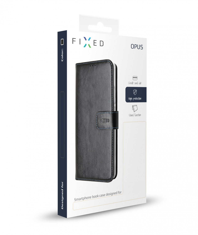 FIXED Opus flipové pouzdro pro Honor 20S, černé