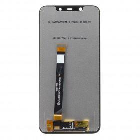 LCD + dotyk pro Nokia 8.1, black