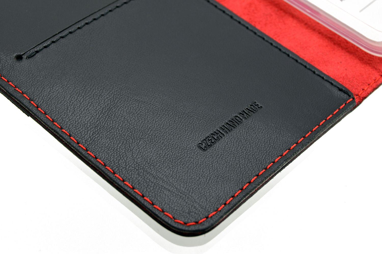 FIXED FIT flipové pouzdro pro Samsung Galaxy Xcover 4/4S, černé