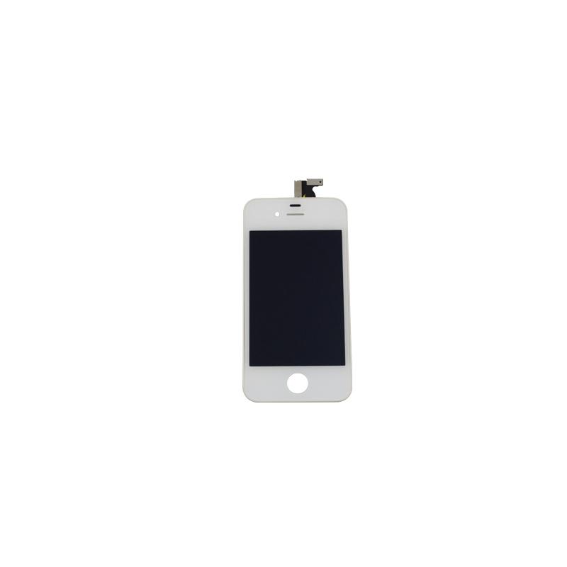 LCD + dotyk pro Apple iPhone 4, white ( PREMIUM OEM )